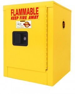 flamamble-storage-cabinet-for-OSHA-Compliance