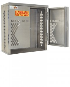 NFPA Approved LP Storage Cabinets