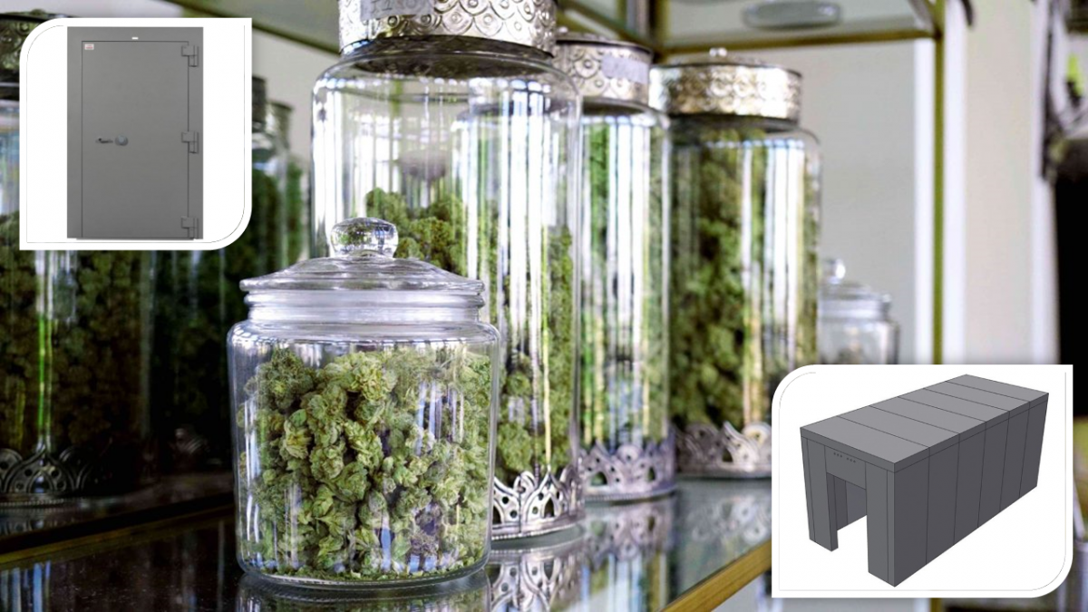 Cannabis Facility Security | Protection Against Looters