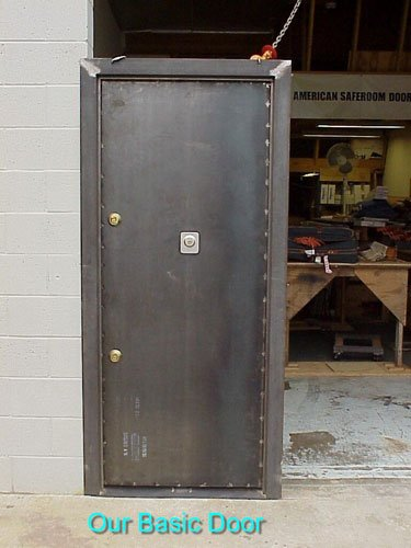 Vaults Amp Doors Class 5 Rated Gsa Approved Bank Vault