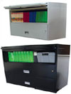 Side Tab & End Tab Filing Cabinet