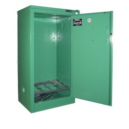 Mg309 Oxygen Gas Cylinder Storage Cabinet For Tanks And