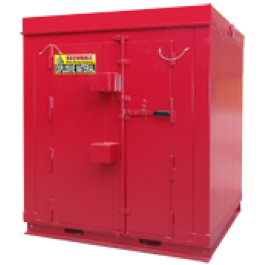 ATF Approved Explosive Storage Magazines Cabinets and Lockers IME