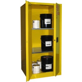 sc 1 st  KL Security & W3060 - 60 Gallon Hazardous Waste Storage Cabinet