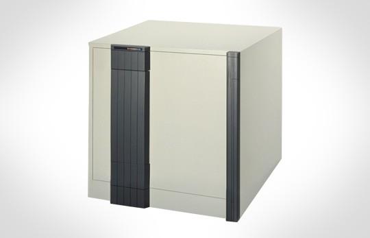 1816CN SentrySafe UL 350 1-Hour Rated Record Safe, 3.0 cu ft., key lock, 1 drawer, 1 adj. shelf