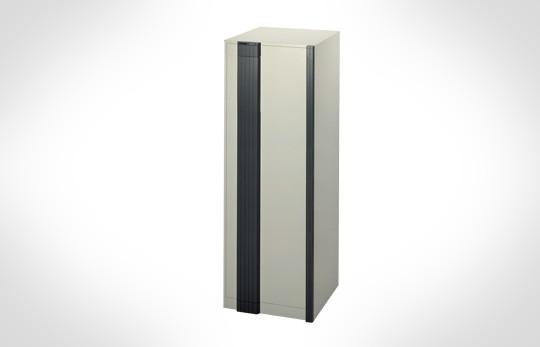 1856CS+ SentrySafe UL 350 1-Hour Rated Media Safe, 4.8 cu ft., key lock, 8 multi-media drawers