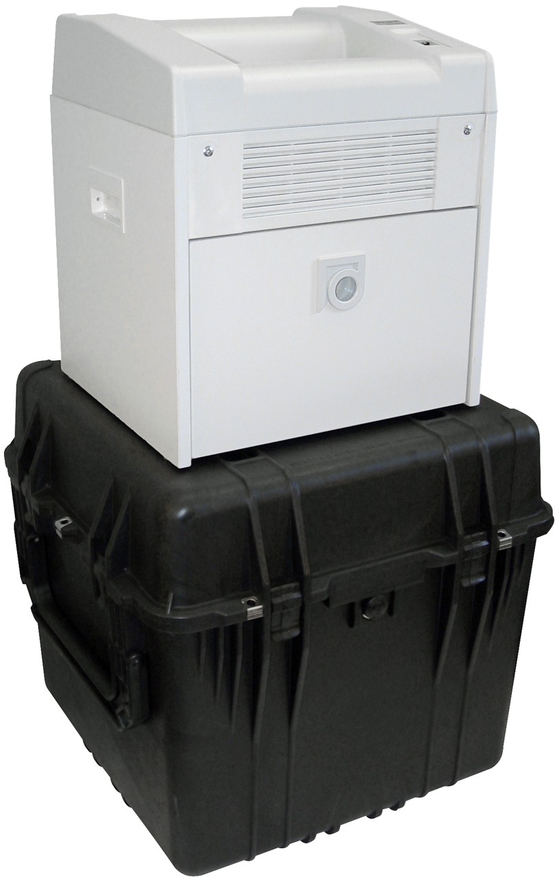 Dahle 20434 DS High Security Shredder - 6 Gallon
