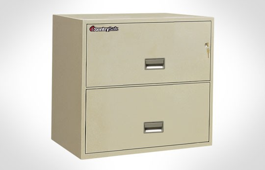 "2L3010 SentrySafe Two Drawer, 30"" Wide Lateral – **Discontinued**"