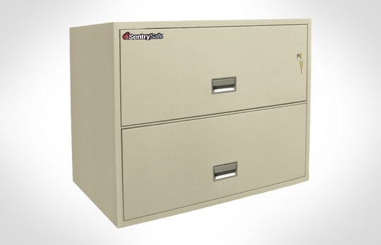 """2L3610 SentrySafe Two Drawer Lateral, 36"""" Wide – **Discontinued**"""