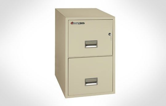"2T3131SentrySafe Two Drawer Letter, 31"" Deep **Discontinued**"