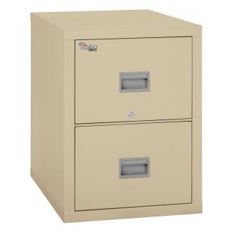 "FireKing Patriot 2P2131-CPA, 2 Drawer Vertical Filing Cabinet, 31"" Depth"