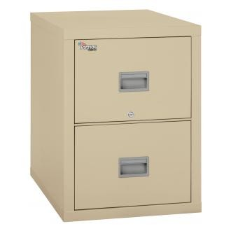 FireKing 2P1825-CPA, 2 Drawer Patriot Fire File Cabinet