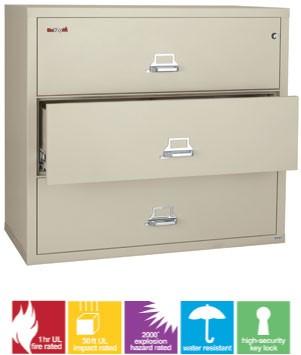 Fire File Cabinet