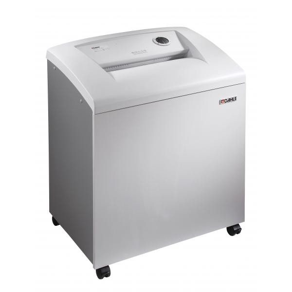Dahle 40334 NSA/CSS 02-01 Approved High Security Cross-Cut Shredder - 23 Gallon