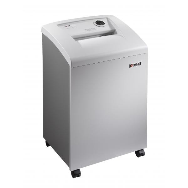 Dahle 41334 CleanTEC NSA/CSS 02-01 Approved High Security Cross-Cut Shredder - 23 Gallon