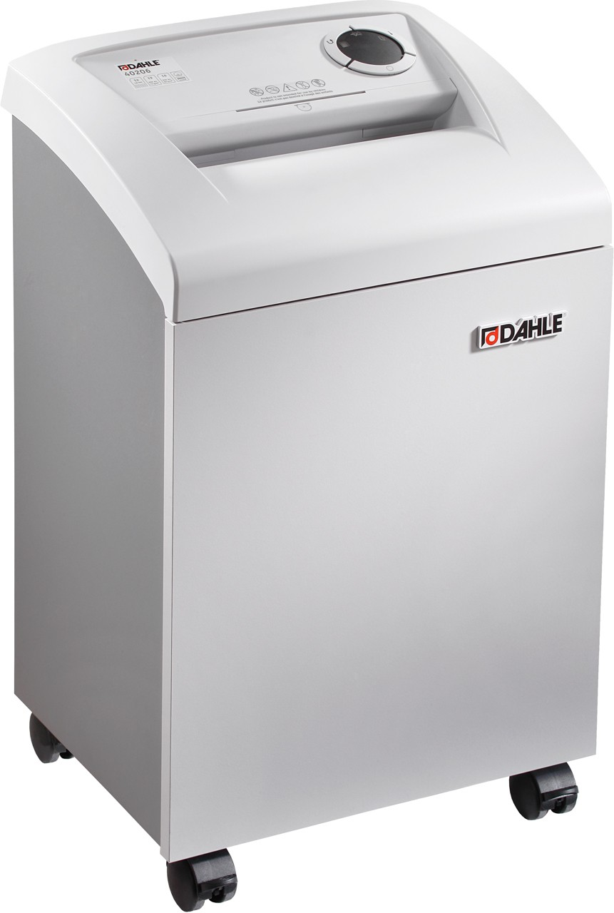Dahle 40314 Cross-Cut Paper Shredder