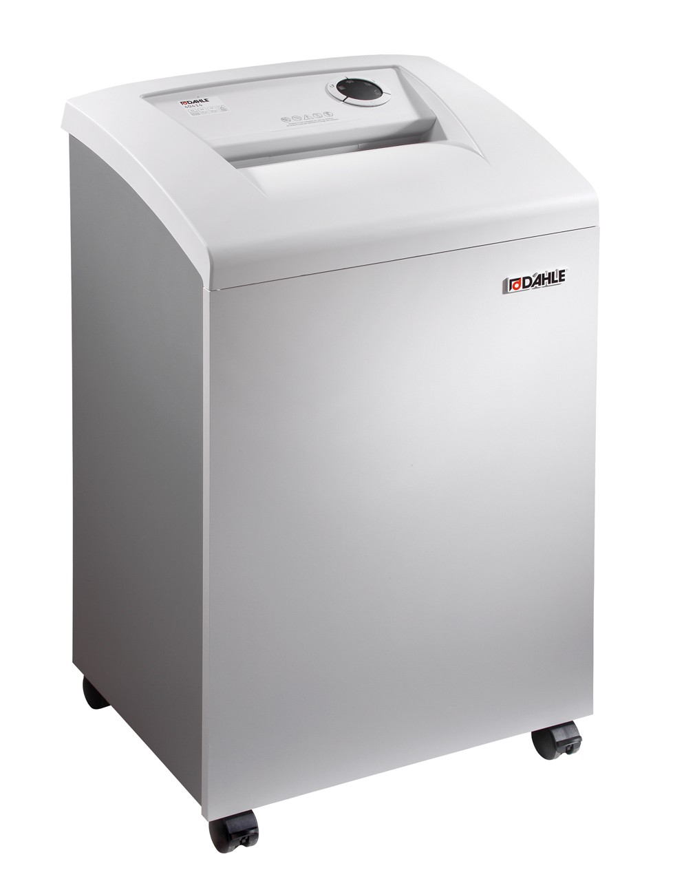 Dahle 41434 CleanTEC NSA/CSS 02-01 Approved High Security Cross-Cut Shredder - 30 Gallon