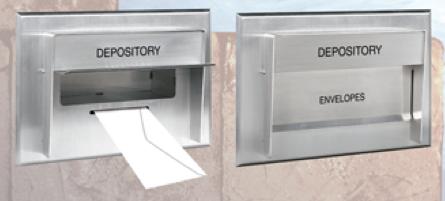 Deposit and Drop Safe