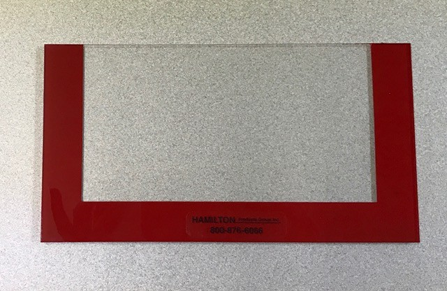 SF 700 Adhesive Form Holder for GSA Vault Doors