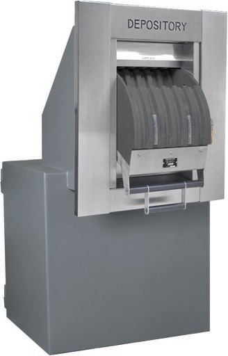 80-UC Depository Safe Head, Drop Box Safe Chute