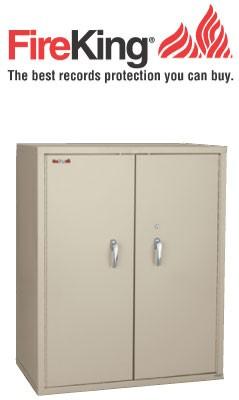 FireKing - CF4436-D - Record Storage Cabinet