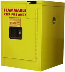 Securall A302 Safety Can Cabinet for Combustibles and flammables