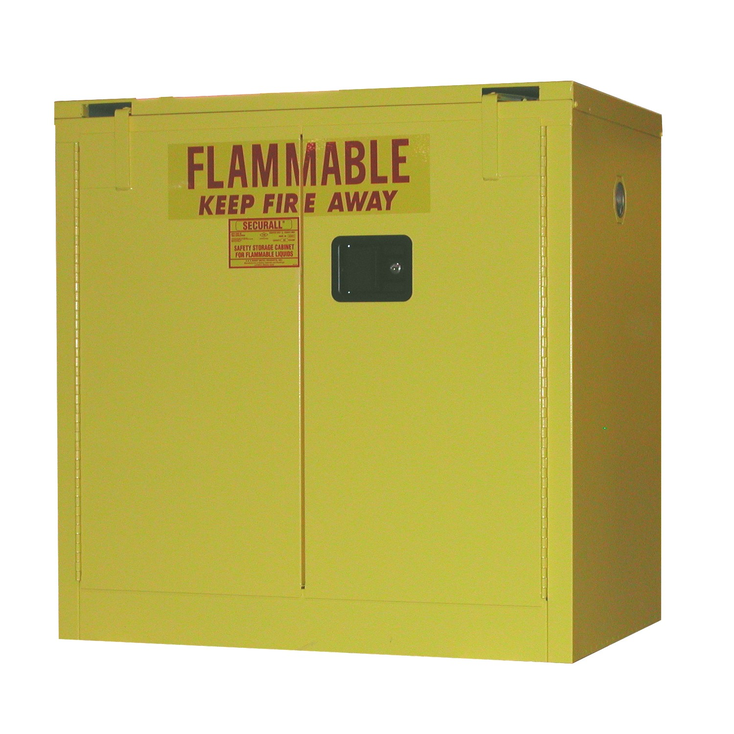 A331 - 30 Gal. capacity Flammable Storage Cabinet