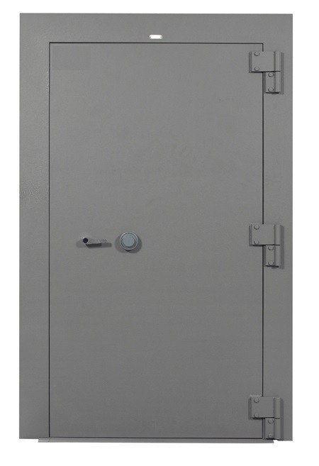ArmorStor™ MJ7840D Controlled Substance Vault Door with Day Gate