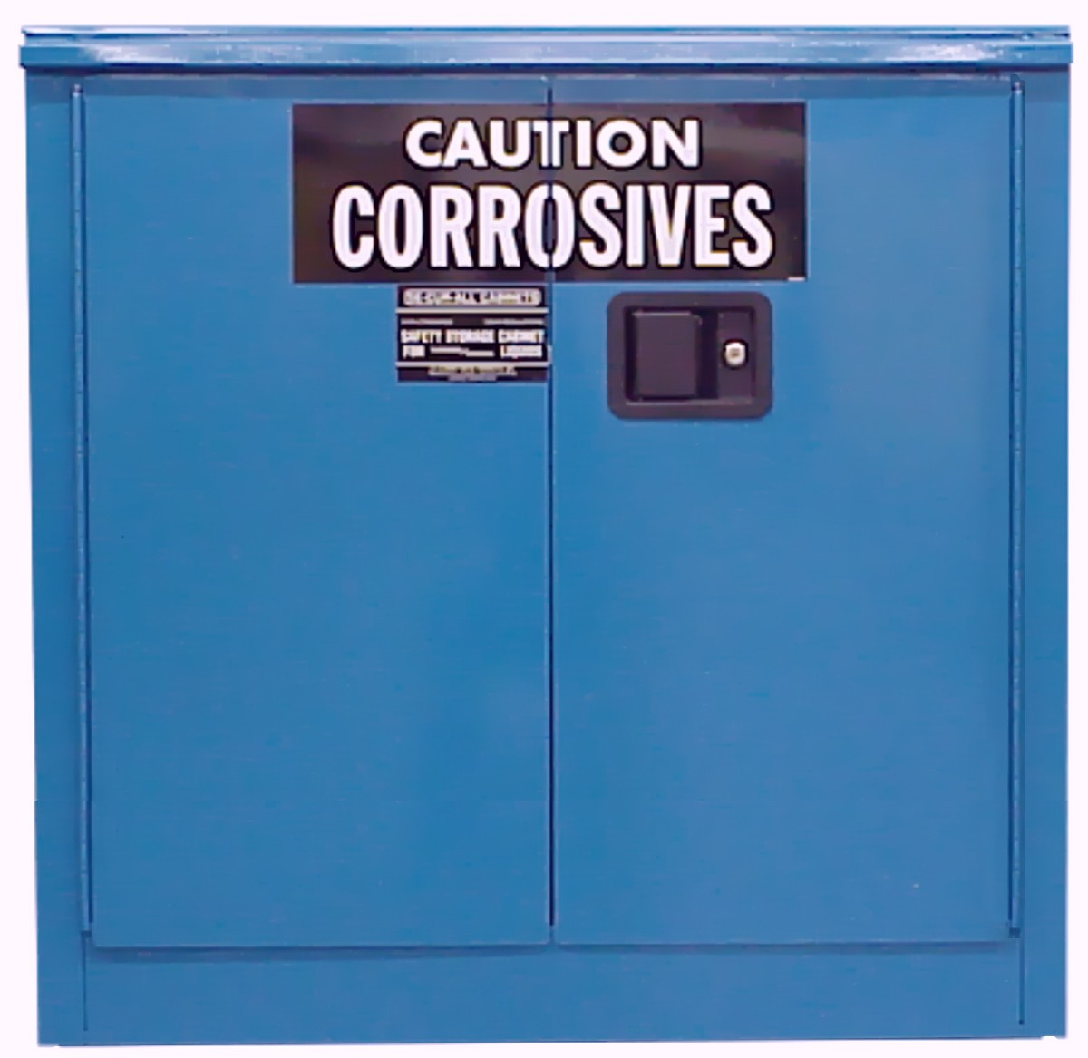 Cabinets for Storing Acids, Corrosives, and Lab Supplies