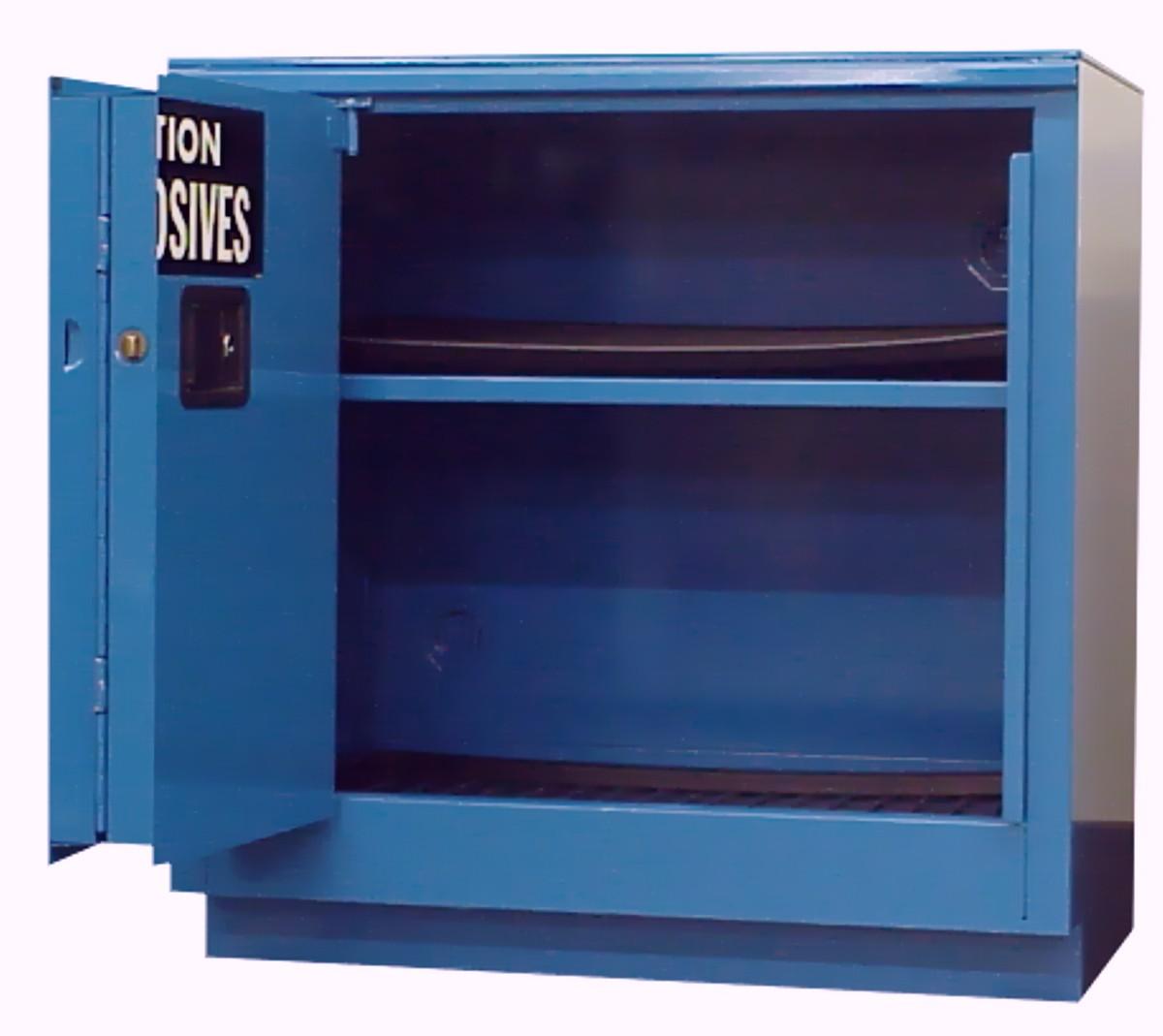 C224 Acid/Corrosive Storage Cabinet - 24 Gal. Storage Capacity