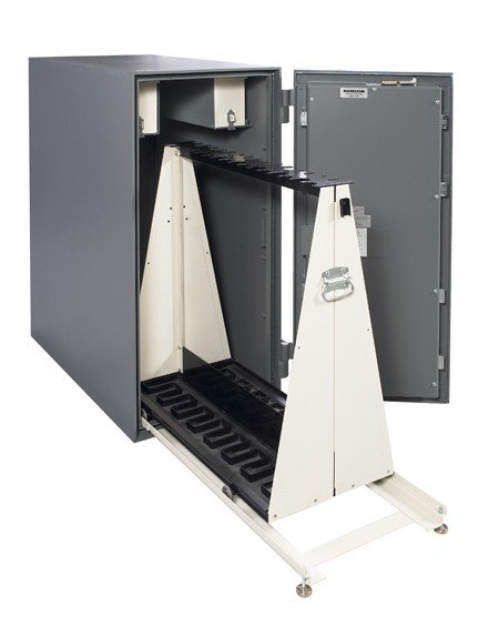 7110-01-476-2954   Class 5, Weapons Safe, Gray