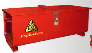Type 3 Day Box for Ammunition / Explosives Storage
