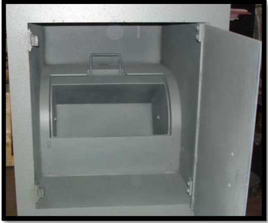 Schedule I and Schedule II Depository Safe