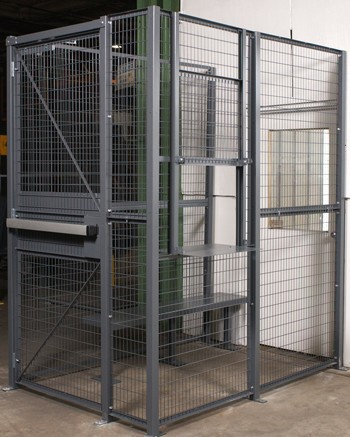 Driver & Building / Facility Access Cages