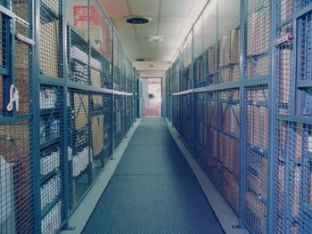 Self-Contained Secure Evidence Storage Enclosures