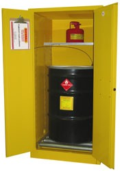 W1040 - 60 Gallon Hazardous Waste Storage Cabinet