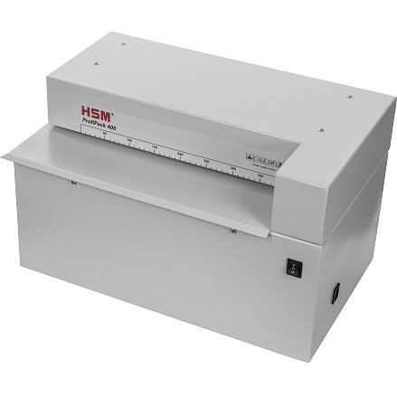 HSM ProfiPack 400 Single-Layer Cardboard Converter; white glove delivery