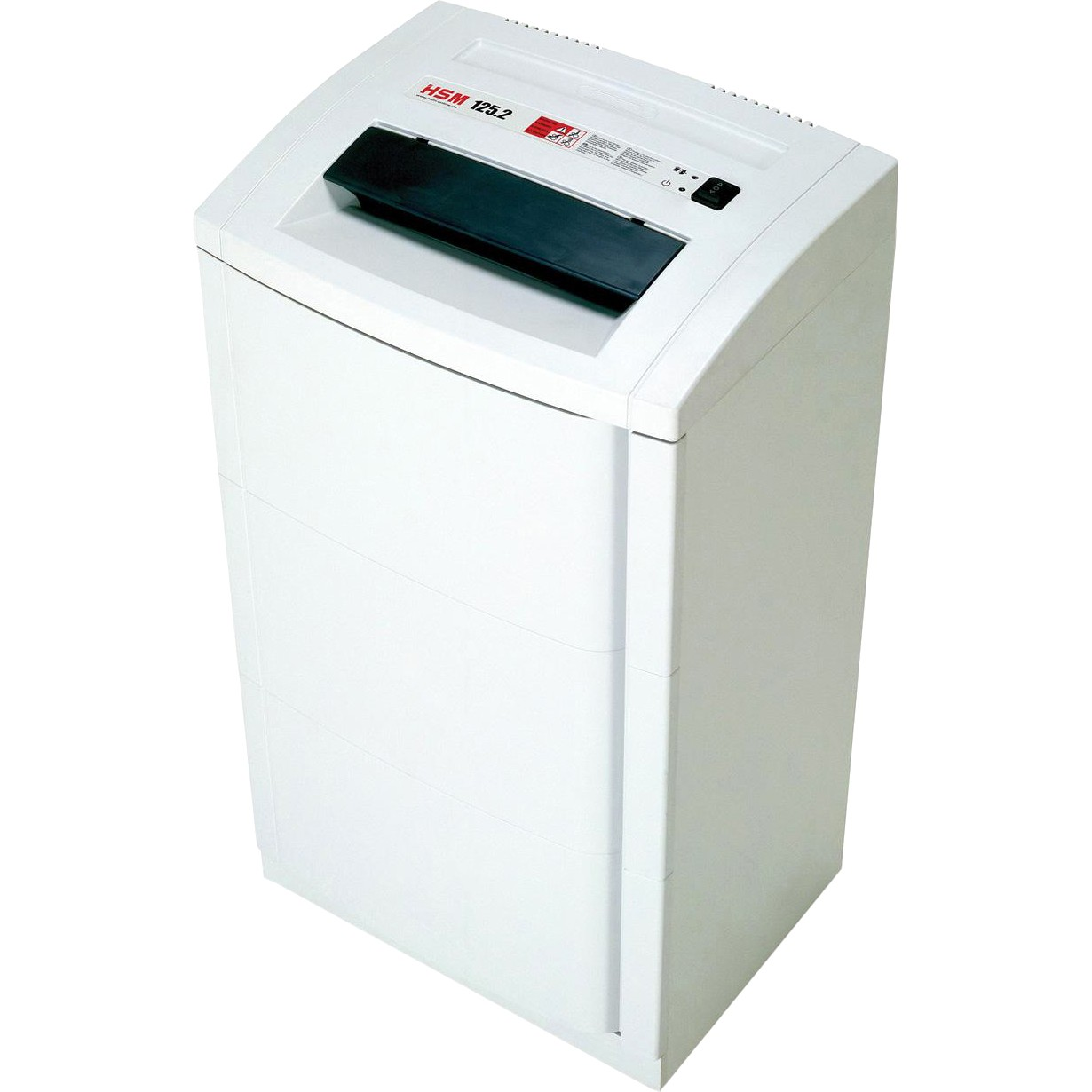 HSM15624 HSM Classic 125.2 High Security Level 6 Cross-Cut Shredder
