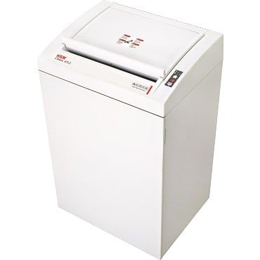 HSM1570WG HSM Classic 411.2 HS L6 OMDD Cross-Cut Shredder; White Glove Delivery
