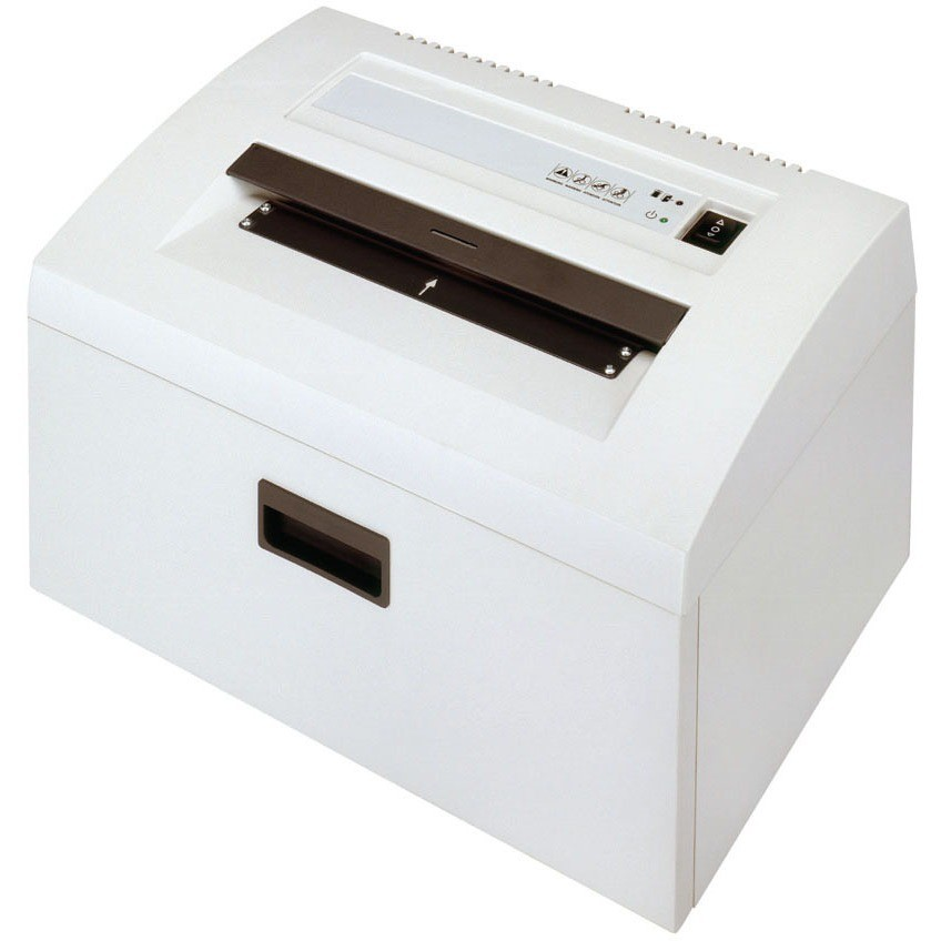 HSM Classic NanoShred 726 Code Tape Shredder; White Glove Delivery