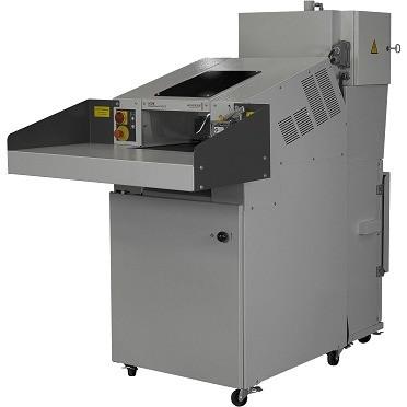 HSM Powerline SP 4040c V Cross-cut Shredder/Baler Combination; includes oiler, white glove delivery