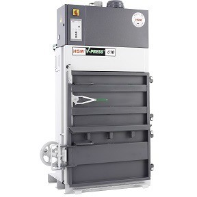 HSM6110 HSM V-Press 610 Vertical Baler