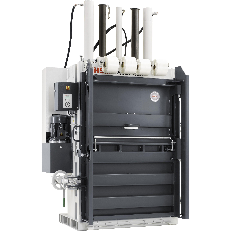 HSM V-Press 1160 Vertical Baler