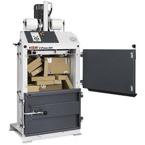 HSM6151 HSM V-Press 504 Vertical Baler