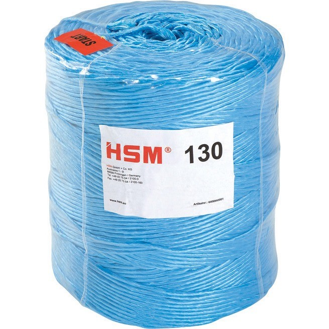 HSM Strapping Twine - V-Press 60 Manual Plastic Film Baler