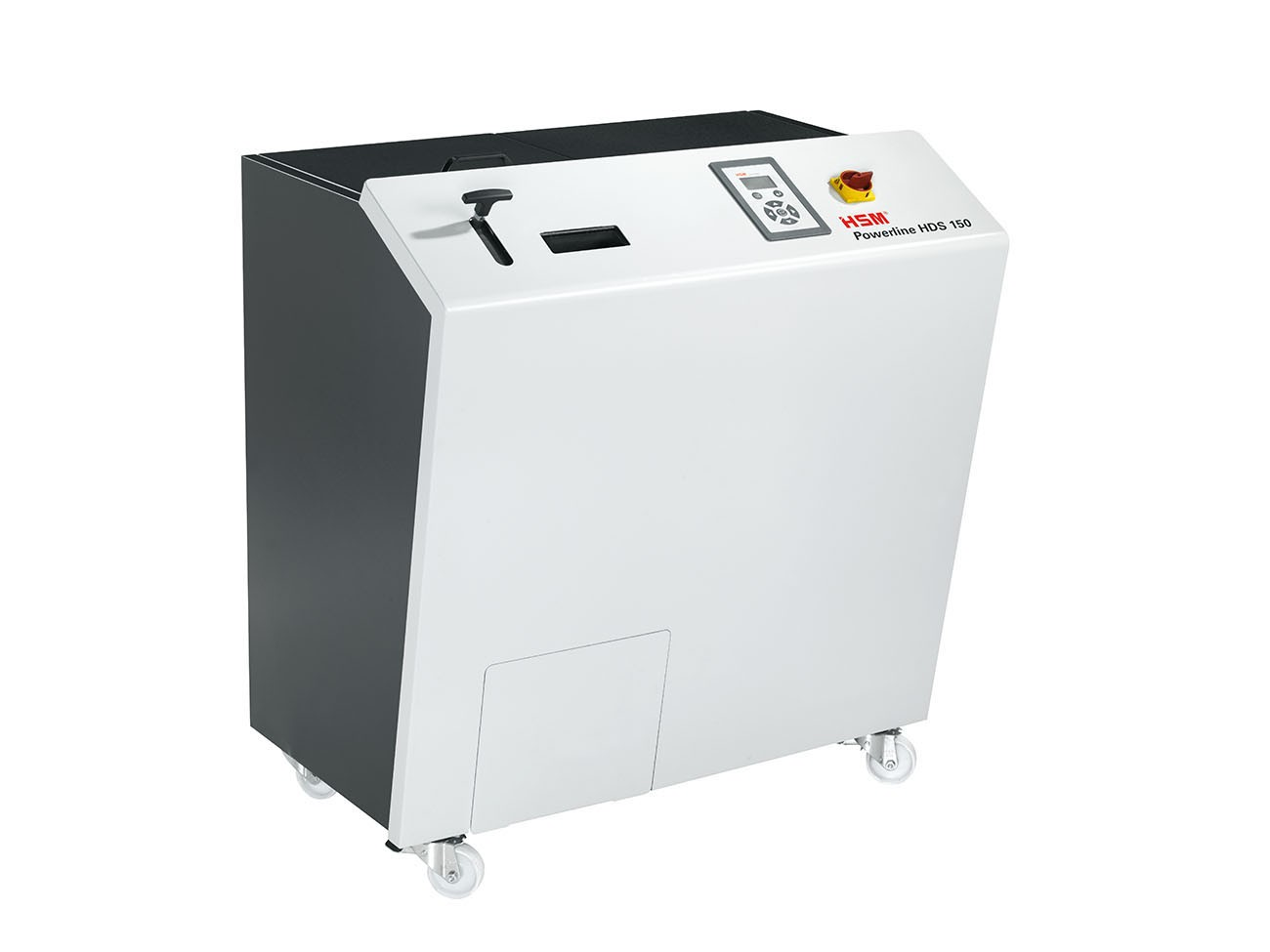 HD150 Hard Drive Shredder from HSM