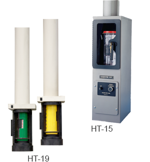 """HT-19 Point to Point Air Tube System in 4 1/2"""" Tube Diameter from Hamilton Air"""