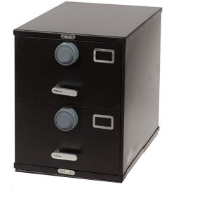 ArmorStor™ High Security Rated File Cabinet - 2 Drawer Multi-Lock