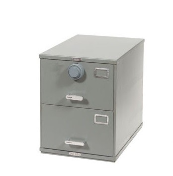 ArmorStor™ High Security Rated File Cabinet - 2 Drawer
