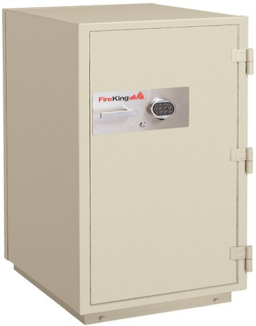 FireKing KR3921 2 Hour fireproof safe with Burglary Rating